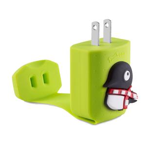 Bone|智能快速充電器 - 企鵝