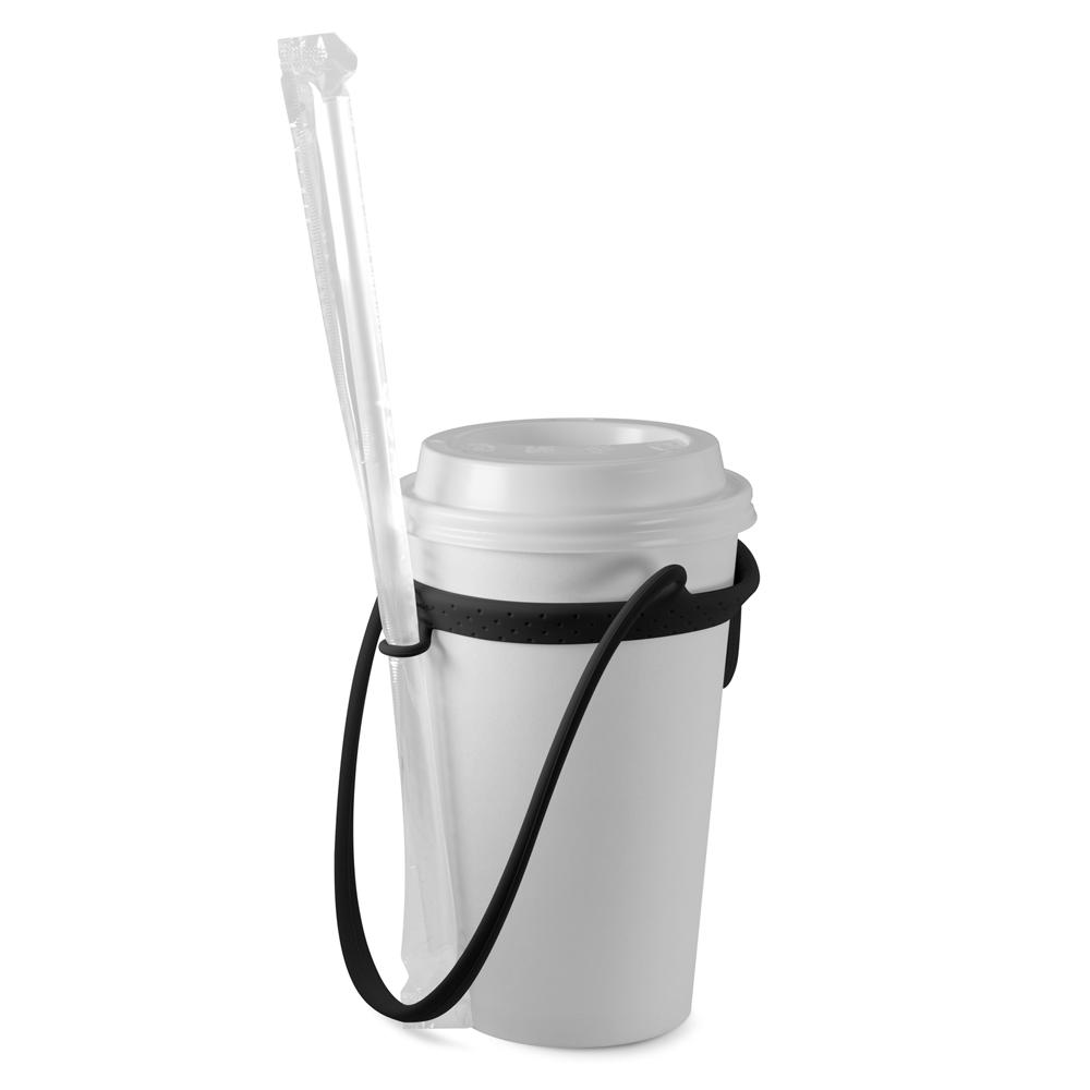 【預購】Bone | Cup Tie 環保矽膠飲料杯綁-貓咪