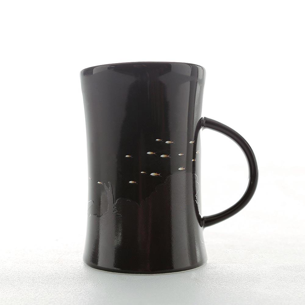 集瓷cocera|新北市萬里海蟹變色杯