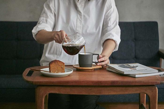 (複製)JIA Inc.|手沖咖啡 濾杯+杯座組合 (蛋糕杯型W01)