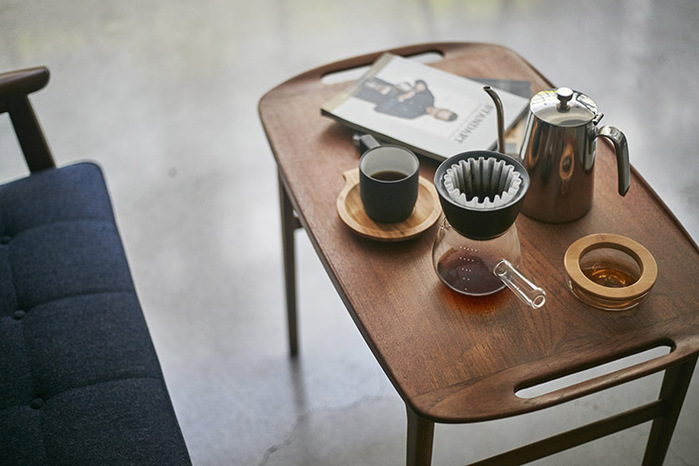 JIA Inc.|手沖咖啡 雙層陶瓷濾杯-蛋糕杯型W01