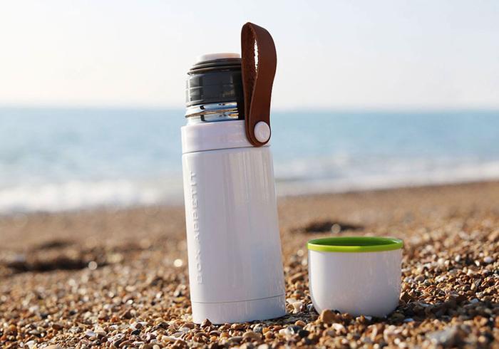 (複製)prepara|EVAK真空式密封儲物罐-白色mini (一組三入)