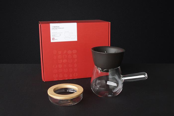 JIA Inc. 手沖咖啡 全套禮盒組(V型濾杯)