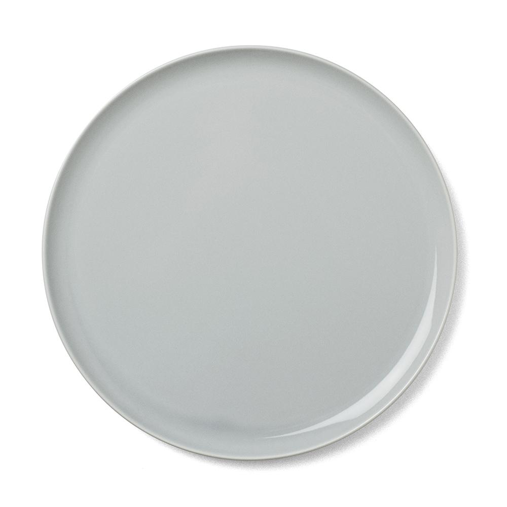 MENU New Norm多用途午餐盤Ø23cm - 煙燻白色