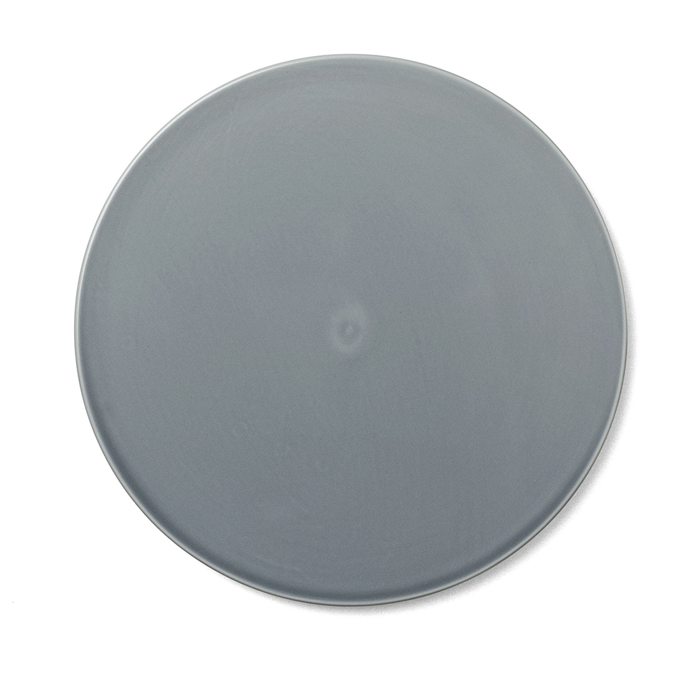 MENU New Norm多用途午餐盤Ø21.5cm-灰藍色