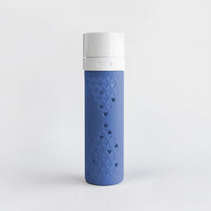SANS|真空果汁瓶480ml (藍莓藍)