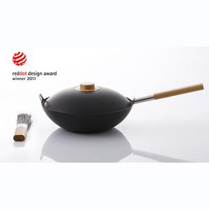 【2017回家團圓】JIA Inc.|家常味鐵鍋 (送洗鍋刷)