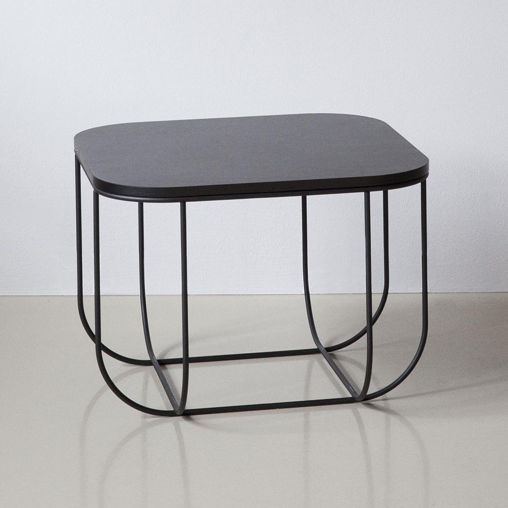 MENU FUWL邊桌(黑色)