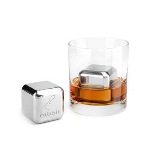 rabbit|不鏽鋼巨石冰塊(一組兩入)