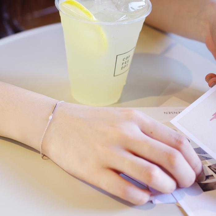 OLIVIA YAO JEWELLERY|七夕情人節 PROMISE 手鍊