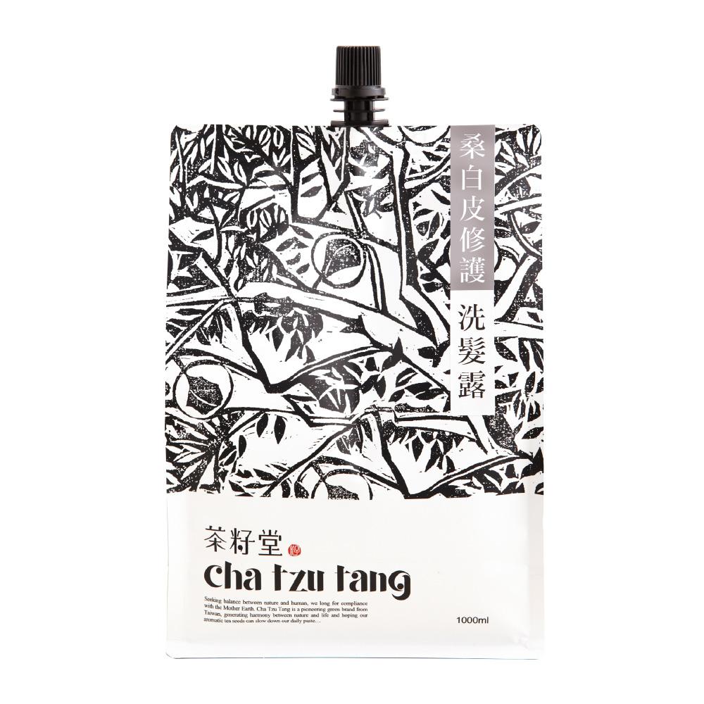 茶籽堂|桑白皮修護洗髮露補充包