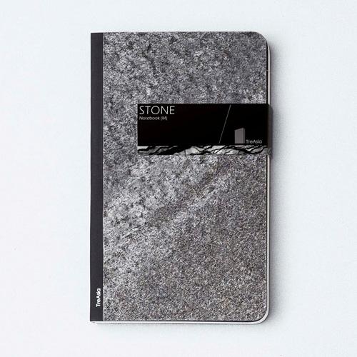 TA+d|原石筆記本(黑)