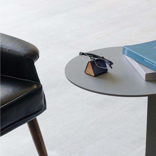 TreAsia︱Triangle|Bamboo Eyewear Stand 燻竹眼鏡座
