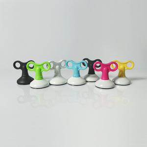 dipper|無痕強力吸盤壁掛(中)-7色