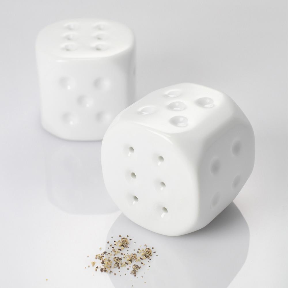 dipper|18樂調味2件組-胡椒罐/鹽罐