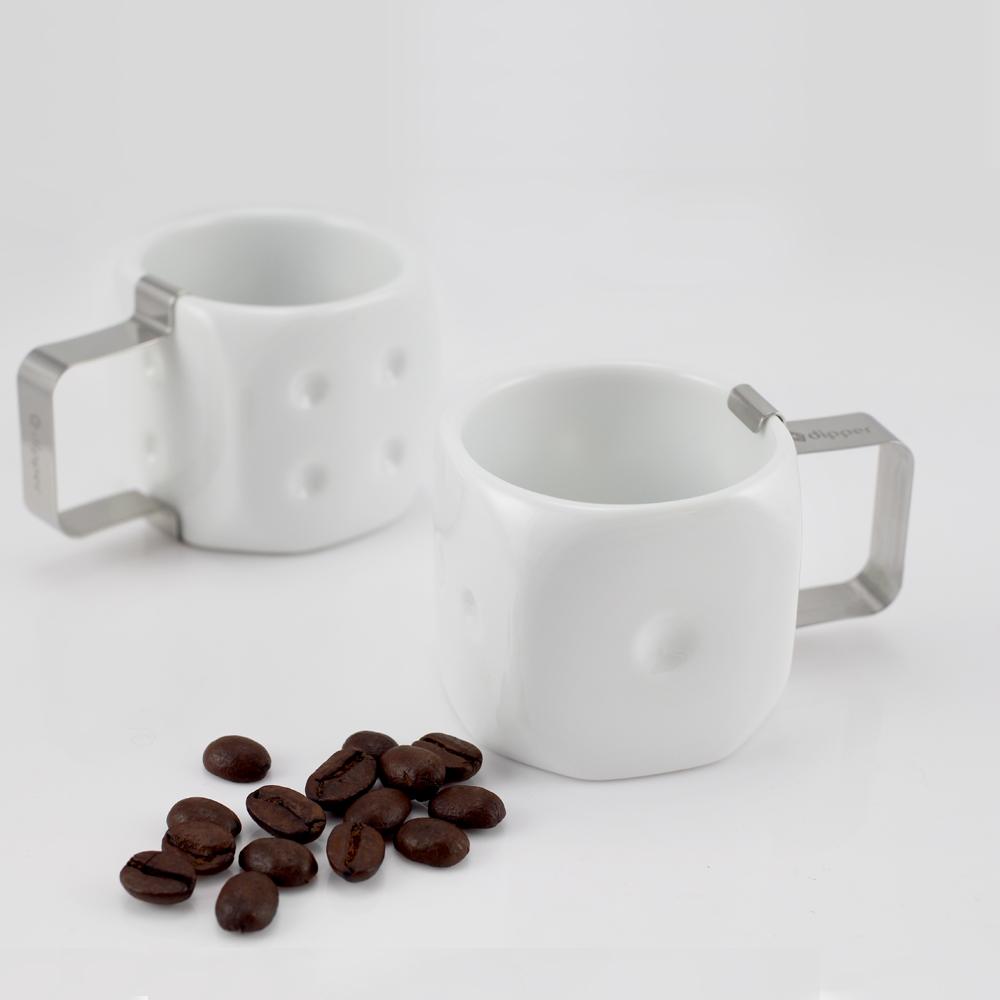 dipper|18樂系列Espresso 咖啡杯組