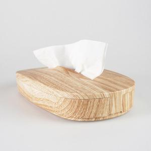GeckoDesign|伸縮面紙盒(仿木紋)