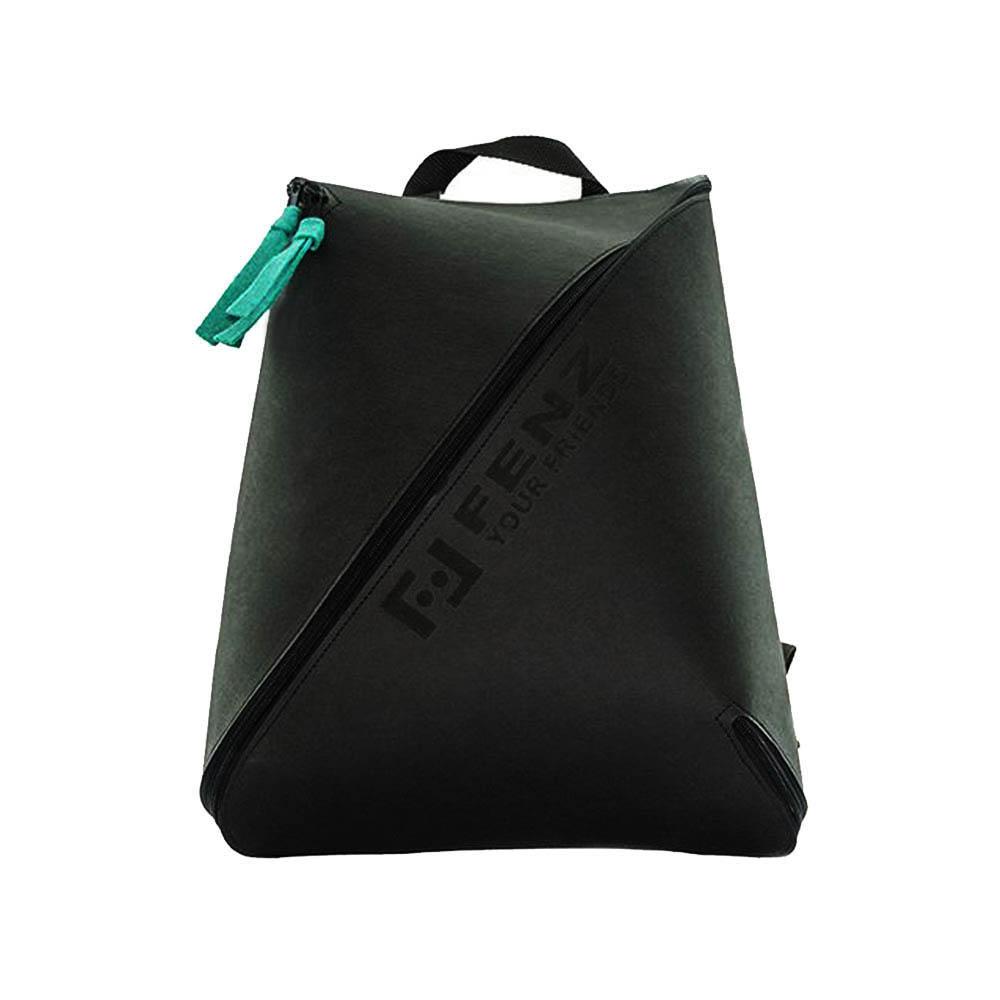 FENZ|超輕防潑濺 一體成形後背包 (魔力黑)
