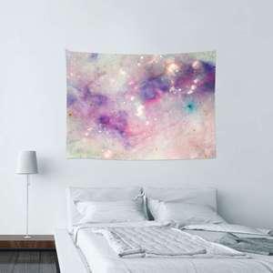 UMade 藝術家創作壁幔 -The Colors Of The Galaxy - Barruf (150x112cm)