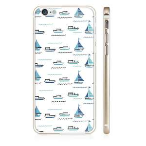 UMade 藝術家創作iPhone手機殼 - 帆船- Naho Ogawa