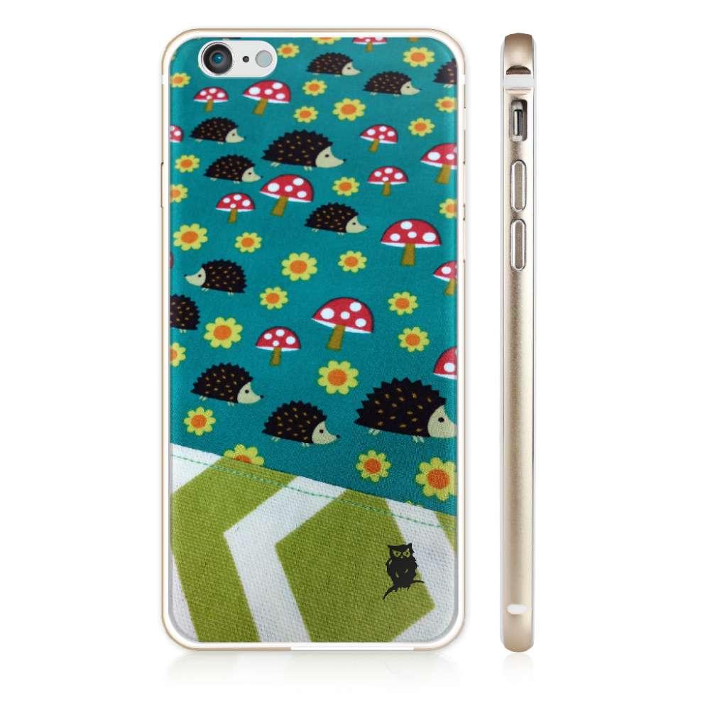 UMade|藝術家創作iPhone手機殼-Porcupine Love - Jenn.Y