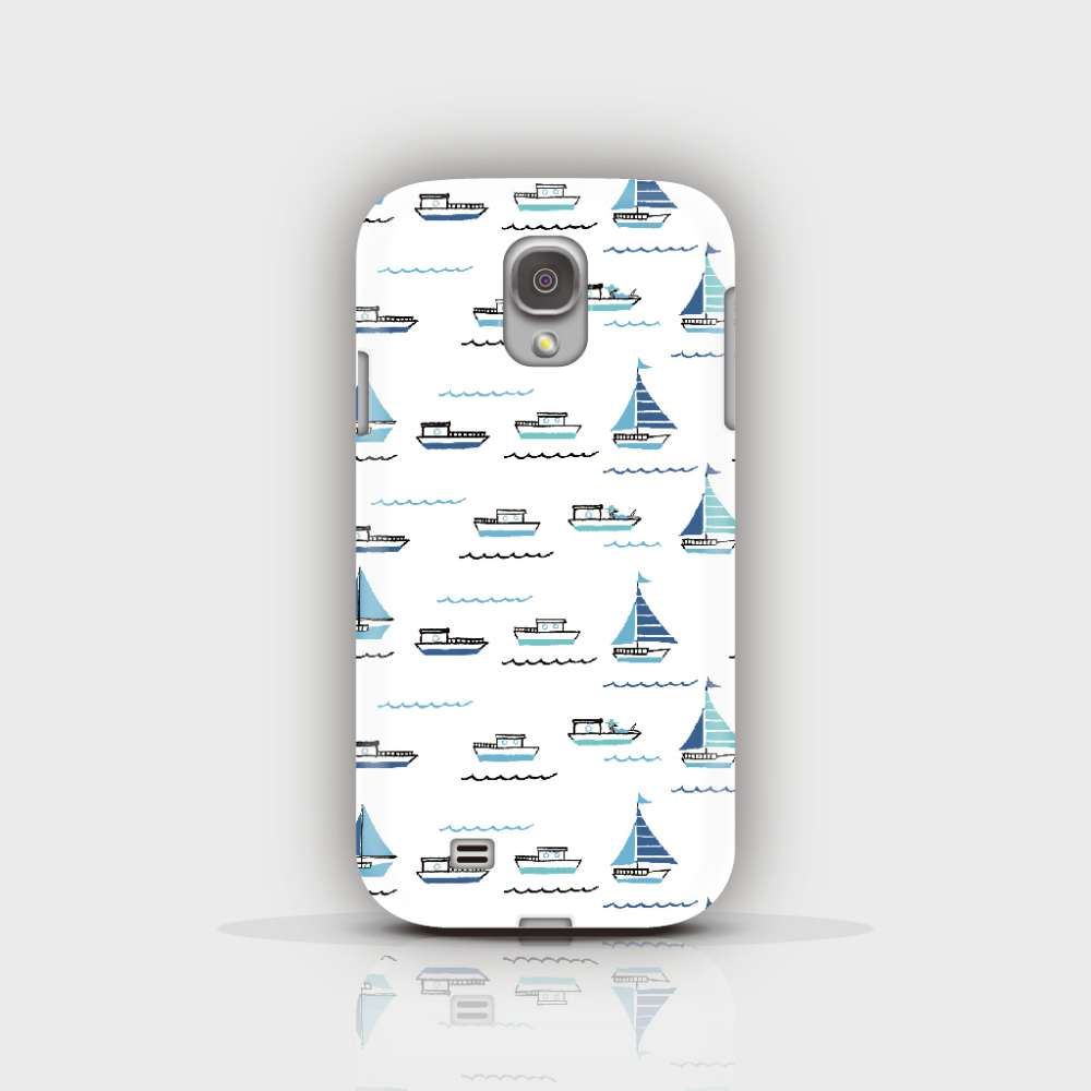 UMade|藝術家創作iPhone手機殼 Samsung HTC手機殼- 帆船- Naho Ogawa