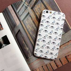 UMade 藝術家創作iPhone手機殼 Samsung HTC手機殼-Doggy- Naho Ogawa