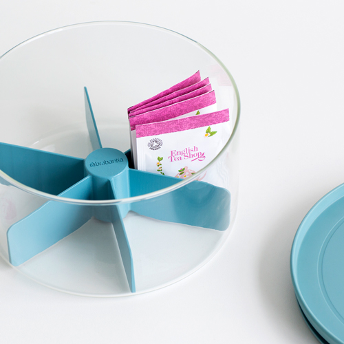Brabantia|茶葉包儲存盒