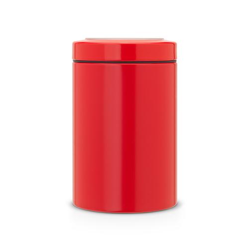 Brabantia| 熱情紅食物儲物罐1.4L
