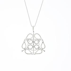 I-Shan13|花盒扭絲項鍊