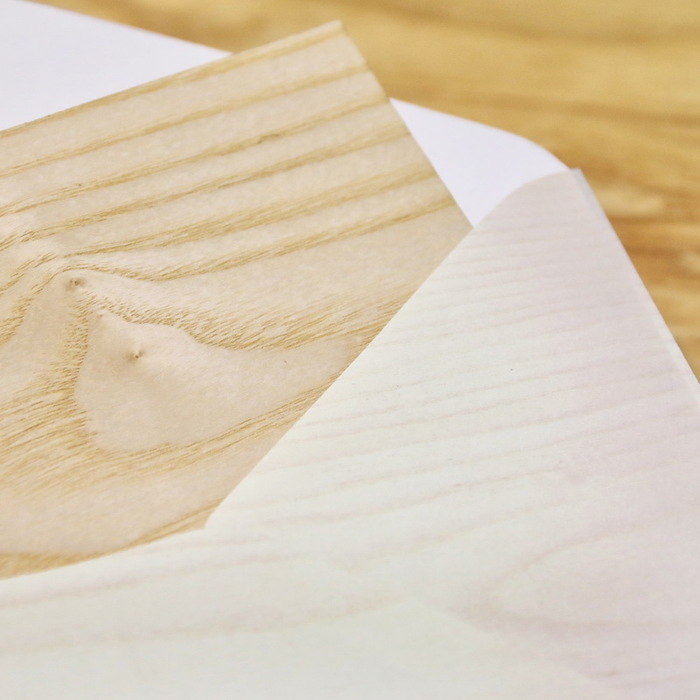 木入明信片|實木的明信片