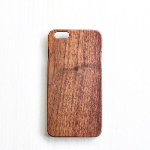 木入三分|iPhone 6/6s Plus 實木手機殼(胡桃)