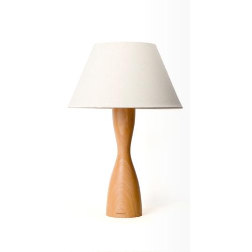 Beladesign│ WOMAN 櫸木 實木檯燈