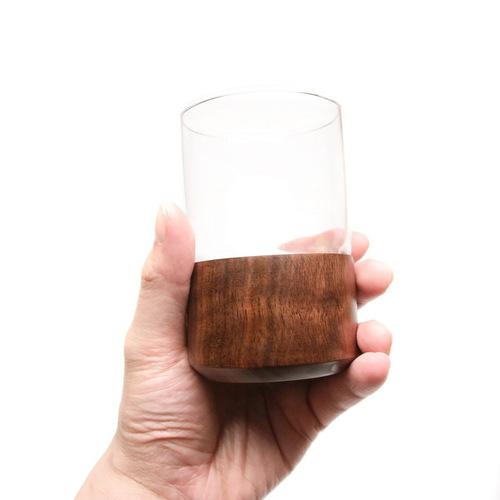 木入三分|兩倆一起-木合杯。胡桃