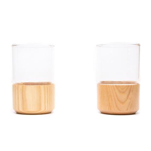 木入三分|兩倆一起-木合杯。栓木
