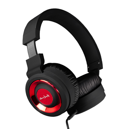 Navjack|QBM 耳機(尊爵紅)