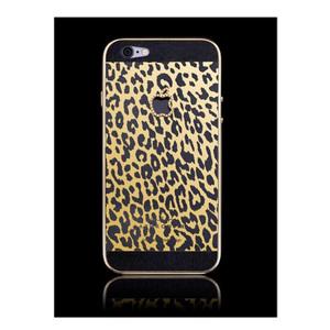 Navjack Aphrodite|iPhone 6 Plus / 6s Plus  鋯石版 24K黃金鍍金豹紋保護背蓋