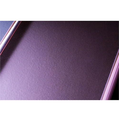 Navjack|iPhone 6 Plus / 6s Plus 金屬光透感保護軟蓋(玫瑰粉)