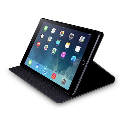 Navjack|iPad Air 2 玻纖保護套(深灰色)