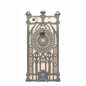 FORMARTTI|Classic 系列 CASTLE 時尚奢華手機殼-iPhone 6 / 6s(騎士灰)
