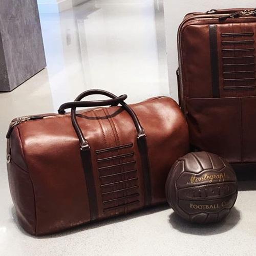 Montegrappa|萬特佳 UCL 歐洲足球冠軍聯賽 聯名旅行袋