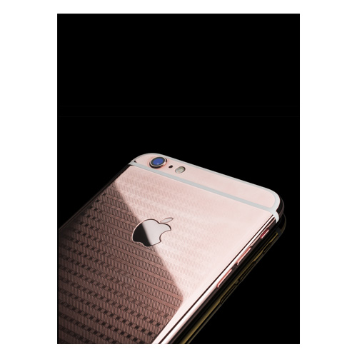 Navjack Aphrodite|iPhone 6s Plus 22K玫瑰鍍金(格倫紋奢華版)