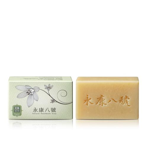 永康八號|安敏系列-羅馬甘菊手工皂 / 適合敏感性、乾性及熟齡肌膚 