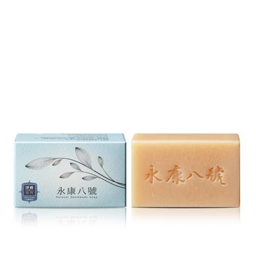 永康八號 淨膚系列-艾草香茅手工皂 / 適合適合輕油性、一般性肌膚使用