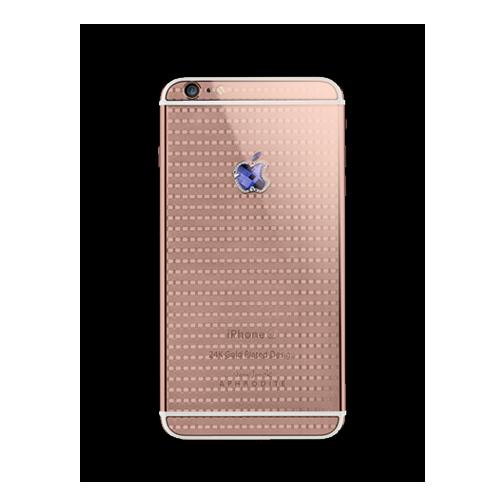 Navjack Aphrodite|iPhone 6s  22K藍剛玉(格倫紋奢華版)