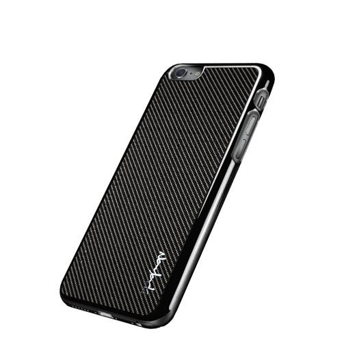 Navjack|iPhone 6 / 6s 玻纖保護背蓋(灰)