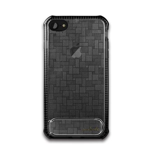 Navjack|iPhone 7 | 8 共用 (4.7吋) 站立式抗摔吸震空壓保護殼 鈷黑色