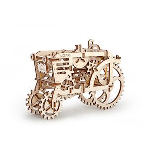 Ugears|自我推進模型 Tractor 拖拉機