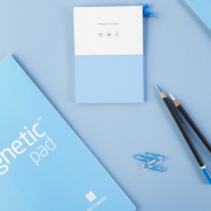 Tesla Amazing|Magnetic Notes A5 PAD 磁力便利貼 三件組