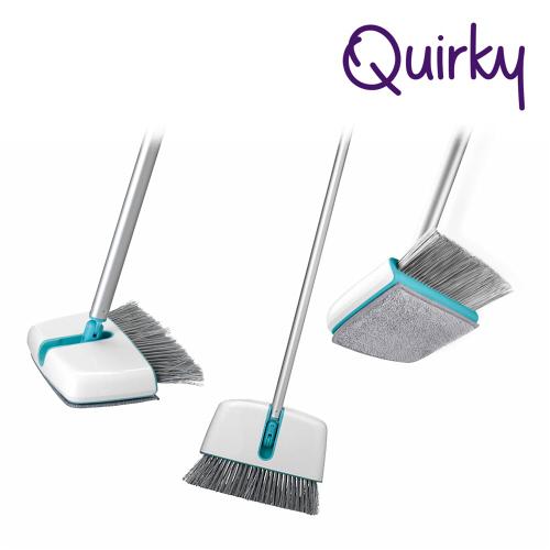 巧趣Quirky 二合一除塵掃帚 FLIPSIDE
